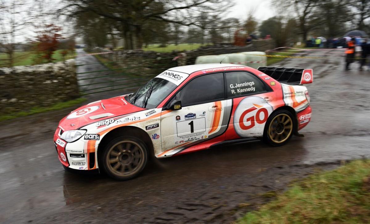 Corrib Oil Galway International Rally Revs Up!