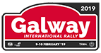 Galway International Rally Logo